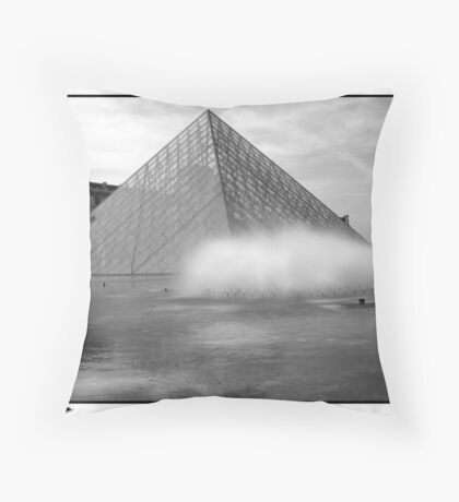 Discover the Da Vinci code Throw Pillow