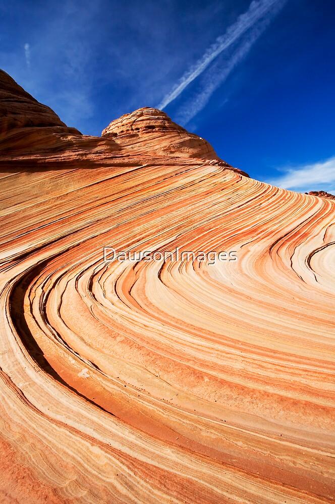 Sandstone Swirl by DawsonImages