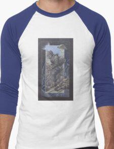 Cowboy Dreams Men's Baseball ¾ T-Shirt