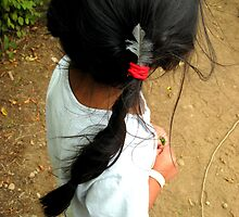Jemma's Pigtail by concha