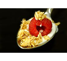 Granola Photographic Print