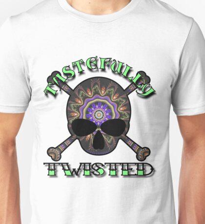 Tastefully Twisted Unisex T-Shirt