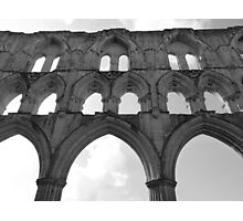 Windows In The Skies Photographic Print