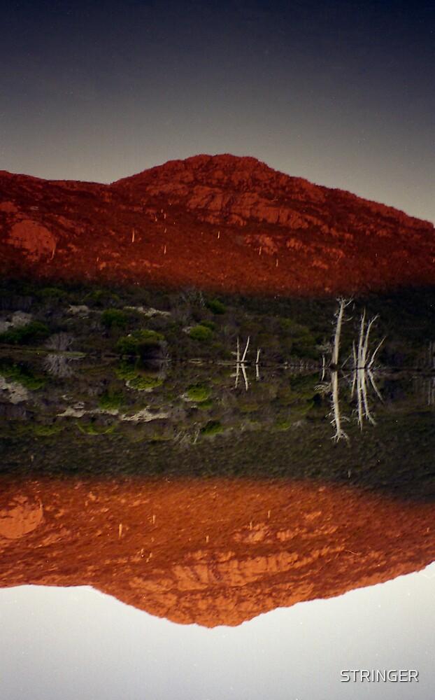 Lake Adam Mt Sedgwick by STRINGER