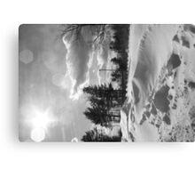 Snowstorm PA Canvas Print