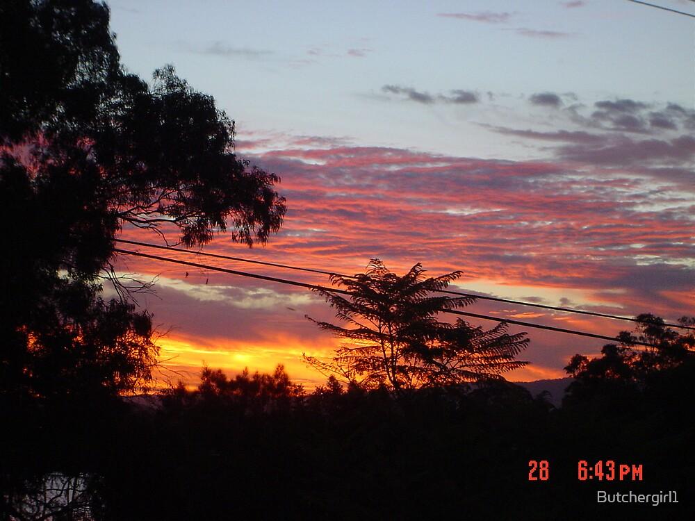 Sunset by Butchergirl1