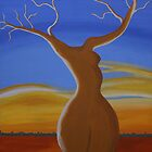 LADY BOABAB (OUTBACK AUSTRALIA) by Rose Langford
