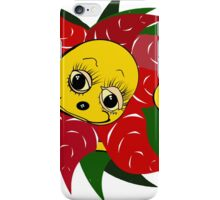 Merry Christmas from Munnaminx iPhone Case/Skin