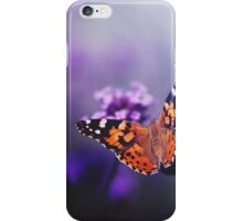 butterfly - in love with you, no 1 iPhone Case/Skin
