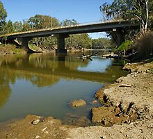 Murrumbidgee River by Darren Stones