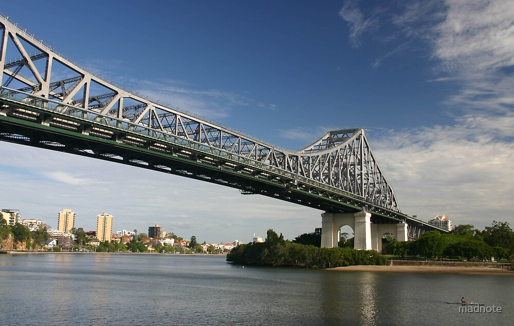 Afternoon Story Bridge by madnote