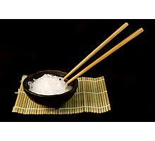 Rice Noodles Photographic Print