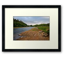 The River Shiel Framed Print