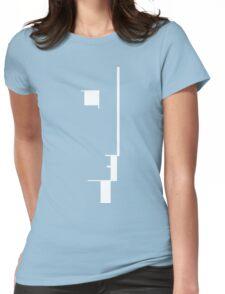 BAUHAUS AUSSTELLUNG 1923 Womens Fitted T-Shirt