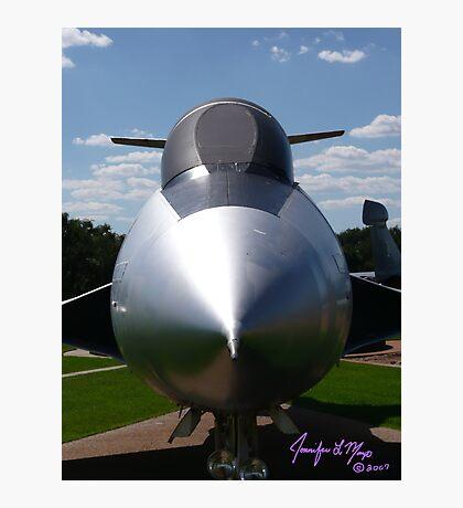 Jet Photographic Print