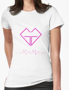 SNSD .Mr Mr 2 Womens Fitted T-Shirt