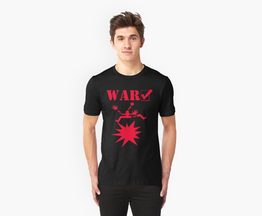 WAR! by STRINGER