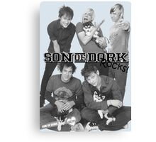 Son of Dork Rules Canvas Print