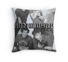 Son of Dork Rules Throw Pillow