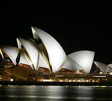 Sydney Opera House by Chandra Anant Yuvarajah