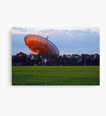 Parkes Observatory Canvas Print