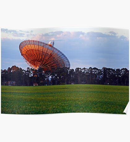 Parkes Observatory Poster