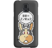 "Peppy Says ""How To Do A Barrel Roll"" Samsung Galaxy Case/Skin"