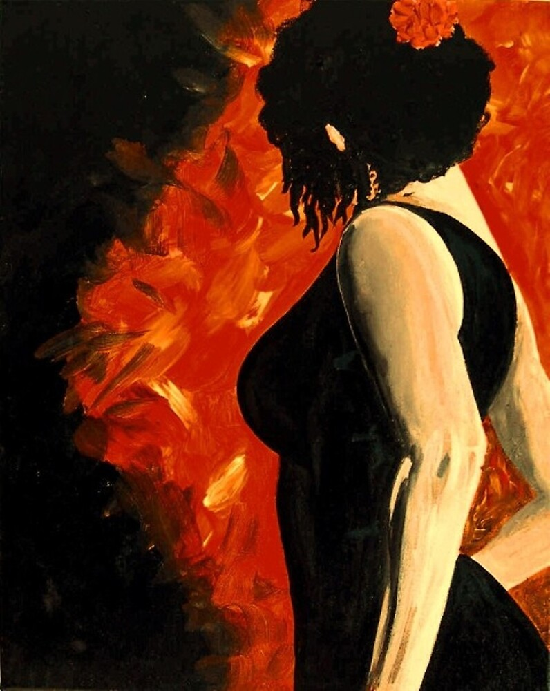 Flamenca by Naddl