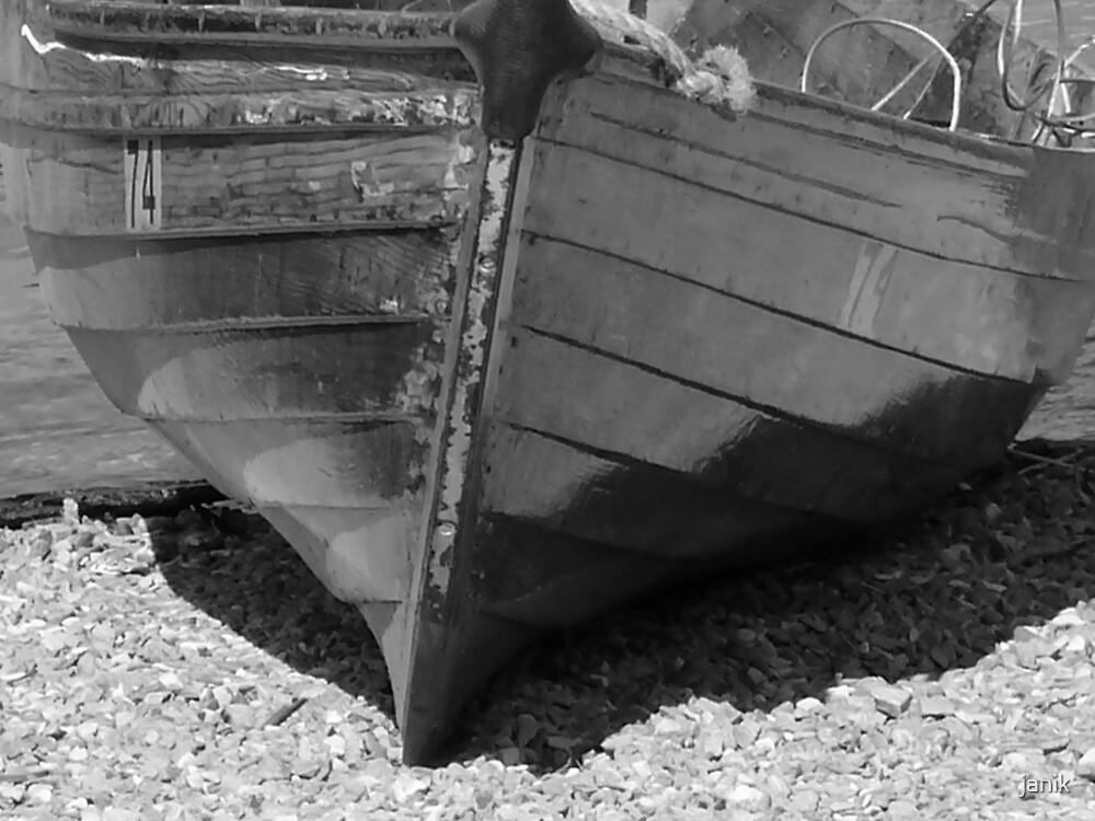rowboat by janik