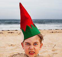 Cranky Elf by NicoleCurtis