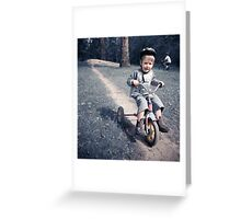 Keeping Up Greeting Card