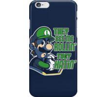 Luigi MK8 - Ridin' Dirty iPhone Case/Skin