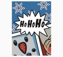 Pop Art Ho Ho Ho Kids Clothes