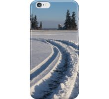 The Long Way Around iPhone Case/Skin