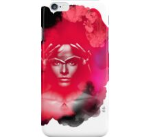 Voodoo Psychedelic Ink Woman Vision iPhone Case/Skin
