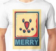 Merry Christmas Snowman Unisex T-Shirt
