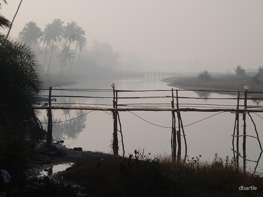Goan Morning Mist by dbartle