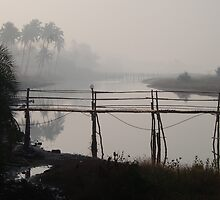 Goan Morning Mist by dbartle