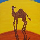 FUNKY CAMEL (OUTBACK AUSTRALIA) by RoseLangford