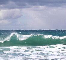 Cornish Surf by manda