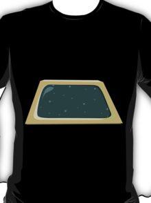 Glitch Ix Land  inWindow fruit 02 T-Shirt