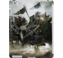 Robot Beings of the Mecha-Frost 2 iPad Case/Skin
