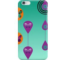 Butterflies and Peacocks iPhone Case/Skin