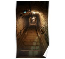 Stairways to deeper place Poster