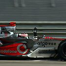 Fernando Alonso by gromol