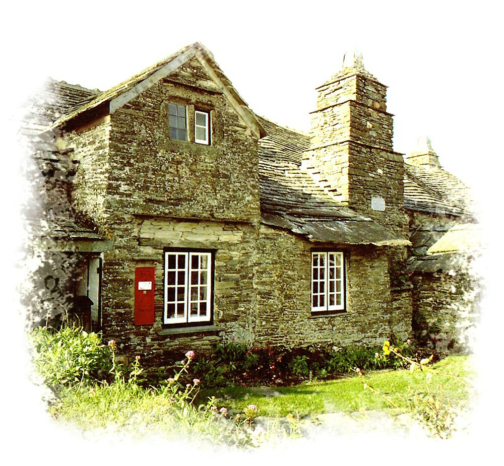 Tintagel Post Office by Michael Barber4
