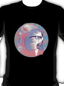 Space Astronaut Girl T-Shirt