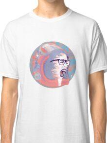 Space Astronaut Girl Classic T-Shirt