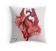 the will of talos Throw Pillow