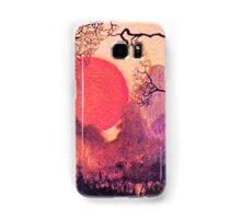 Sun Spill Samsung Galaxy Case/Skin